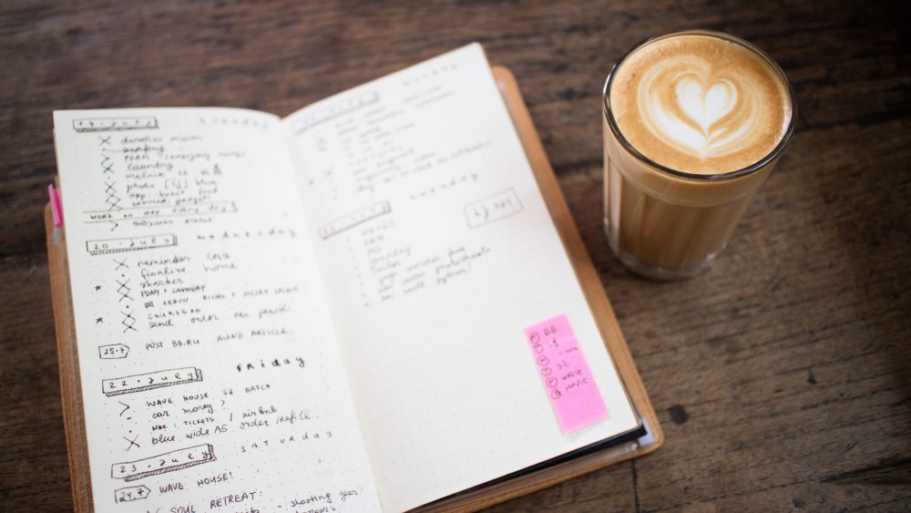 Bullet Journaling – A New Age of To-Do Lists