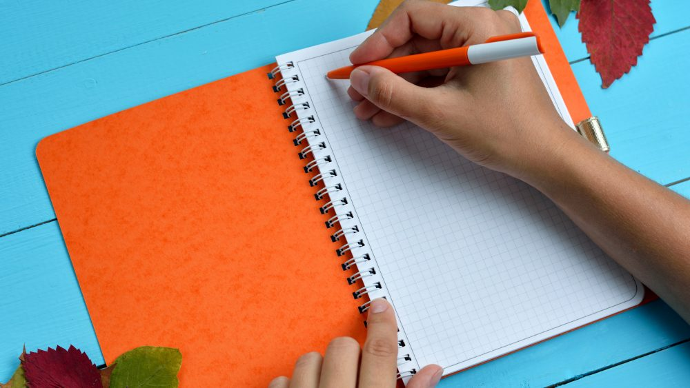 Switch off and use pen and paper to create your best ideas