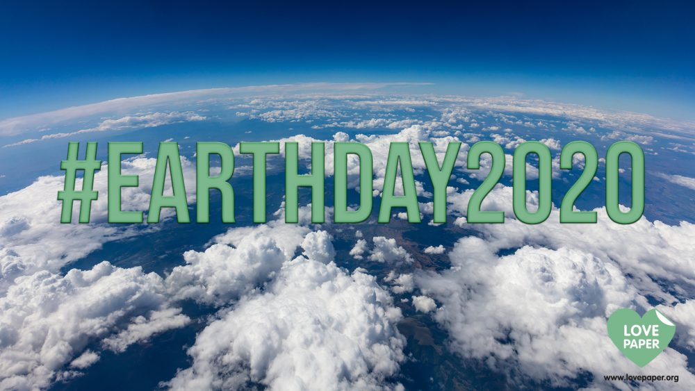 Earth Day 2020: Improve your sustainability efforts with paper