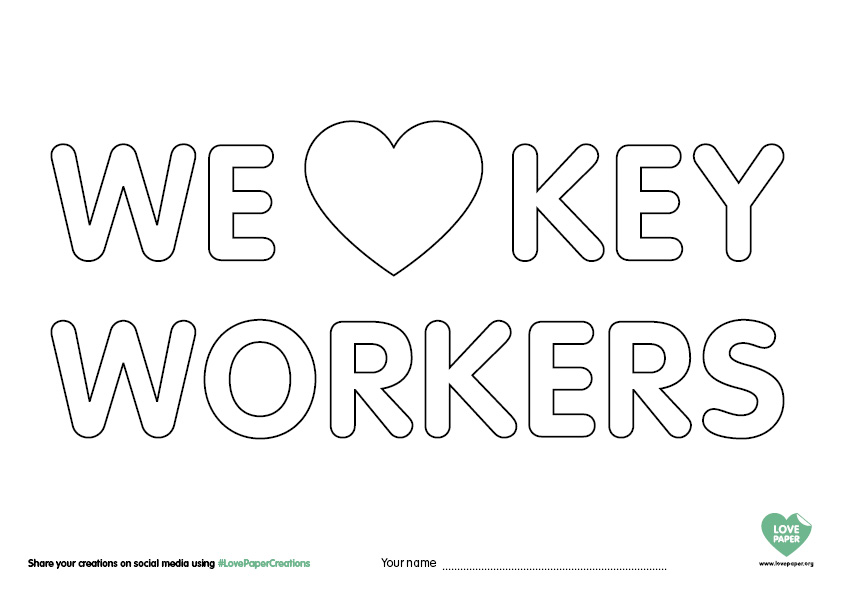 we-love-key-workers