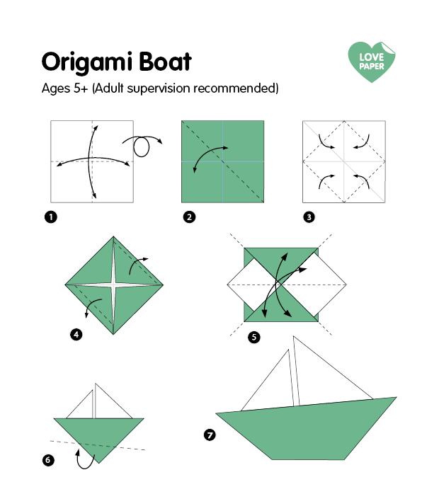 origami-boat