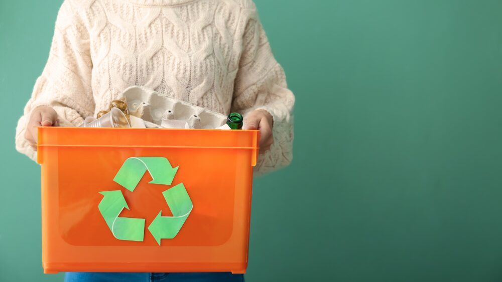 5 Tips To Help You Recycle At Home