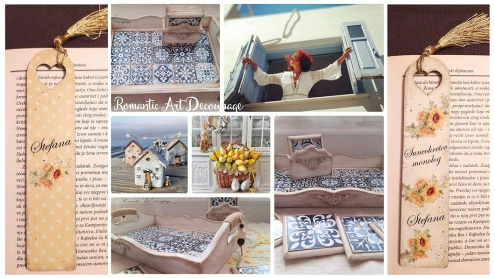 The Art of Decoupage