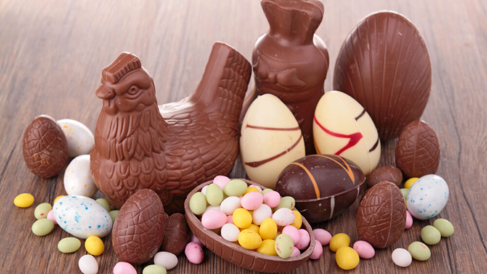 Cracking Down on Easter Plastic