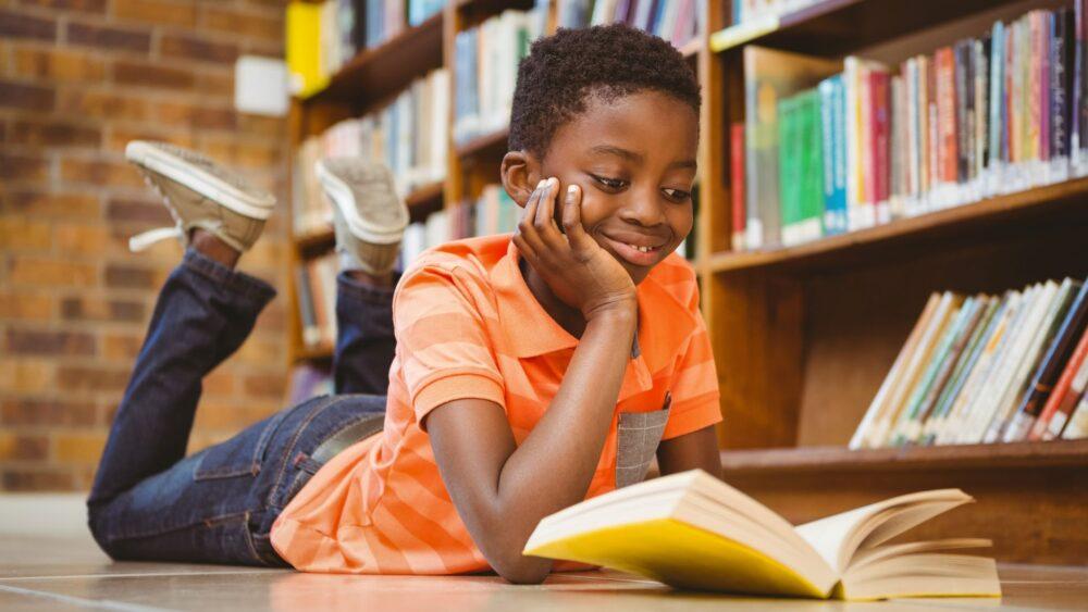 Children's Book Week Spring 2021