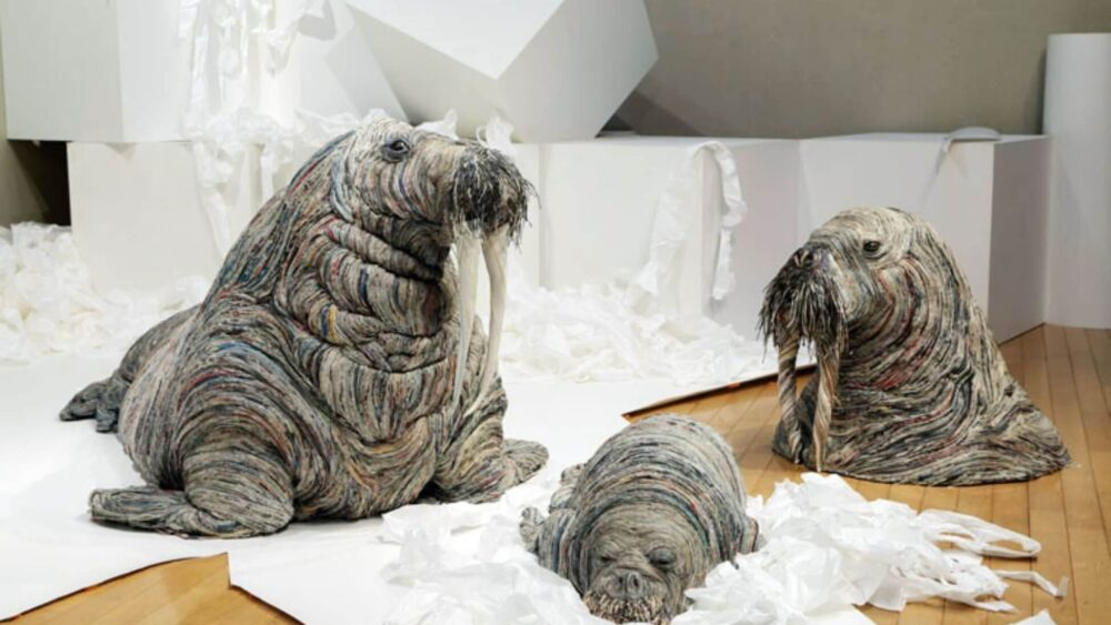 Waste-Not-Want-Not! Here are 6 Artists That Use Recycled Materials in Their Work